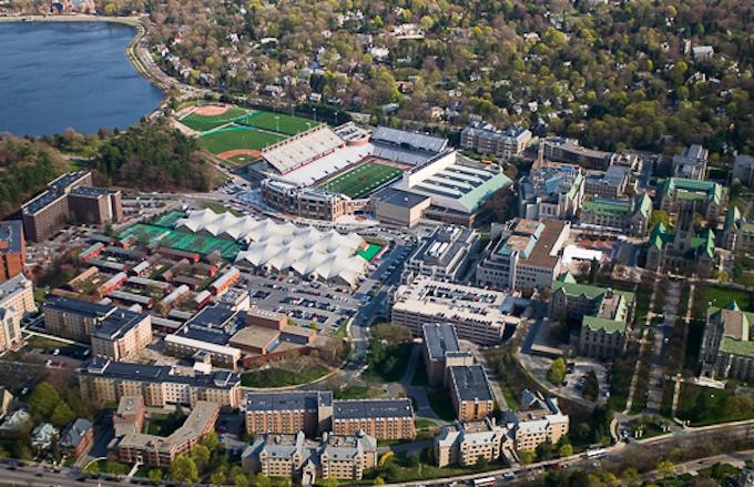 Boston College/ Image Via Boston Redevelopment Authority Part 67