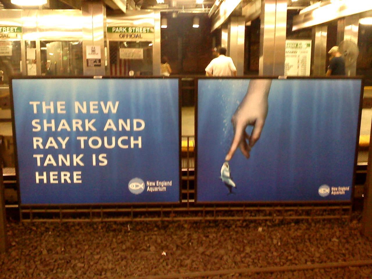 MBTA to Pilot Digital Advertising Displays in Four T Stations
