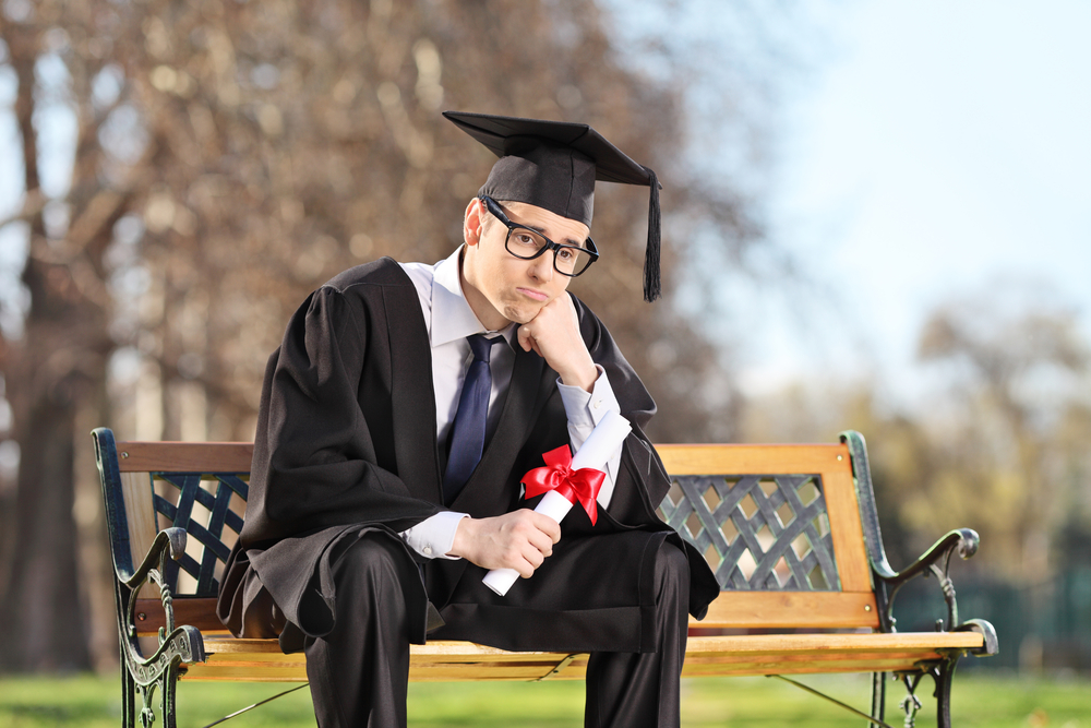 How To Look Good In A Cap And Gown For Guys Graduation Day Style