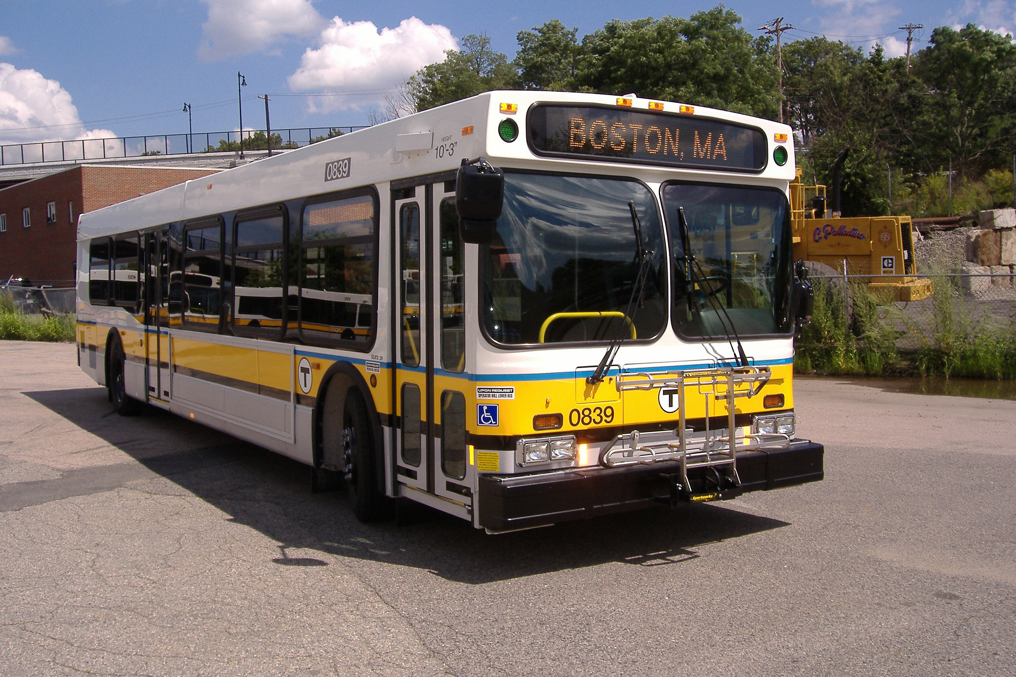 mbta bus service: missed trips caused by absent t workers