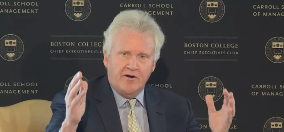 Jeff Immelt. File Photo.